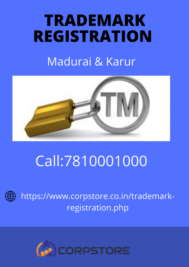 Trademark Registration in Madurai